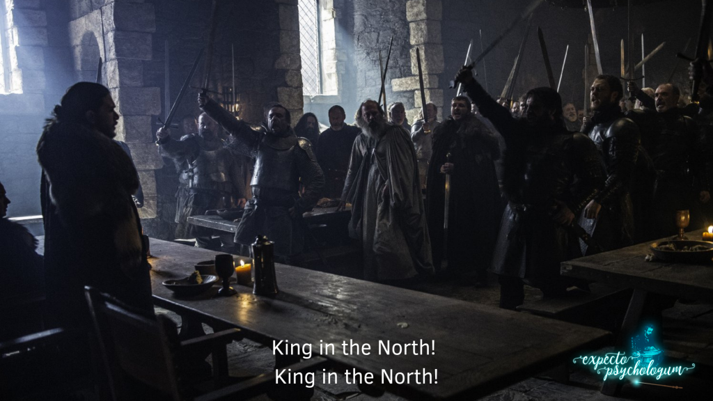 King in the North!